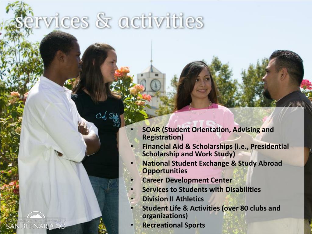 SOAR (Student Orientation, Advising and Registration
