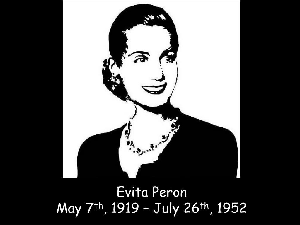 Evita Peron