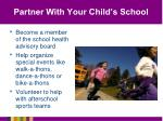 partner with your child s school31