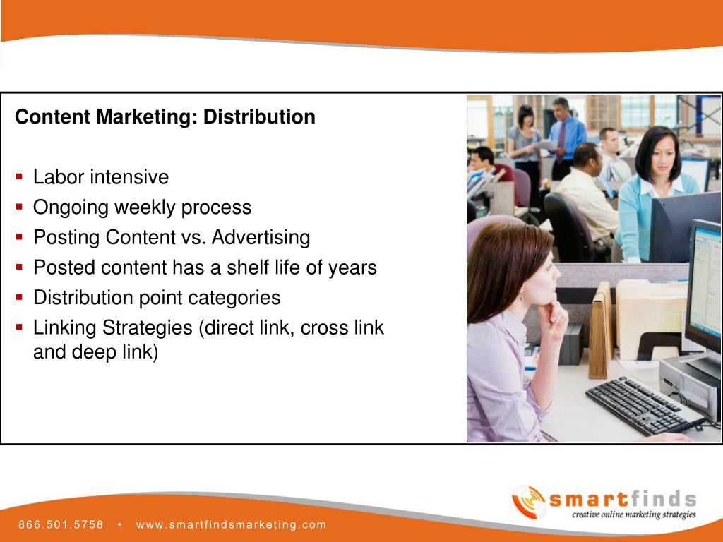 Content Marketing: Distribution