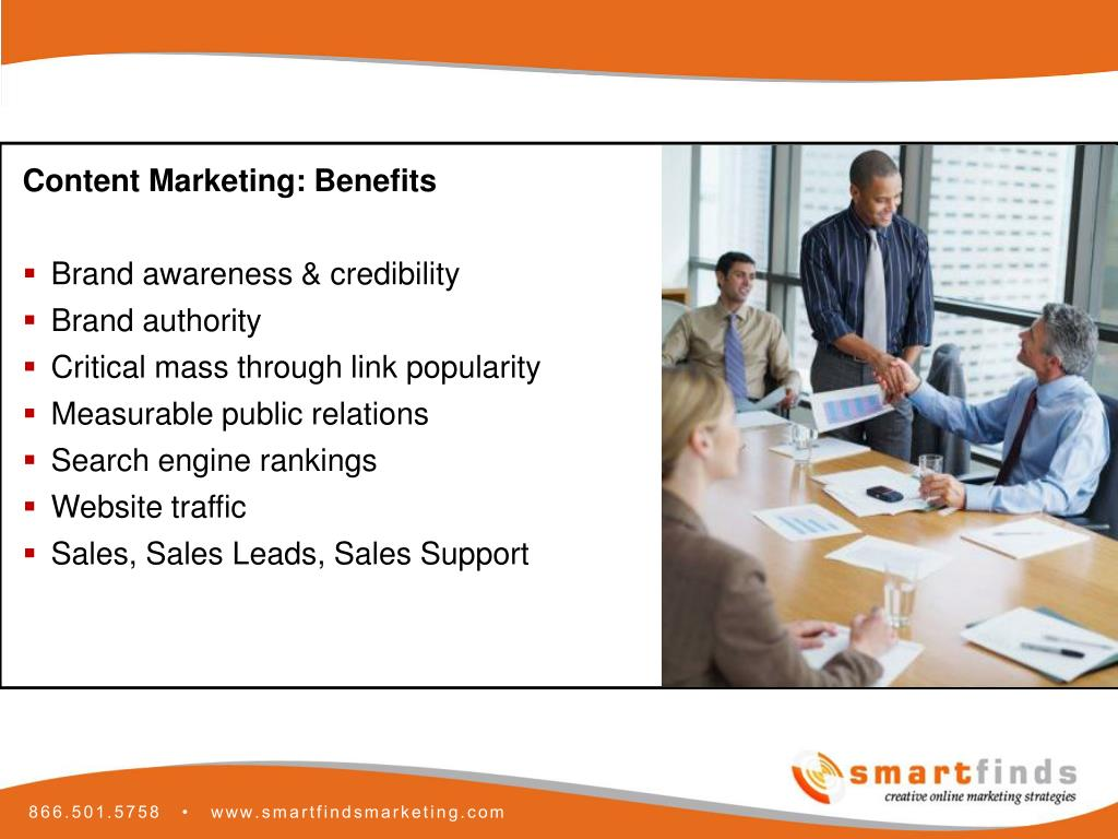 Content Marketing: Benefits