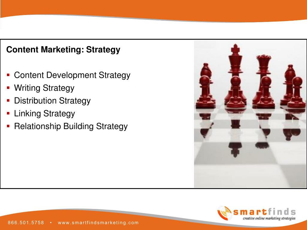 Content Marketing: Strategy