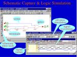 schematic capture logic simulation