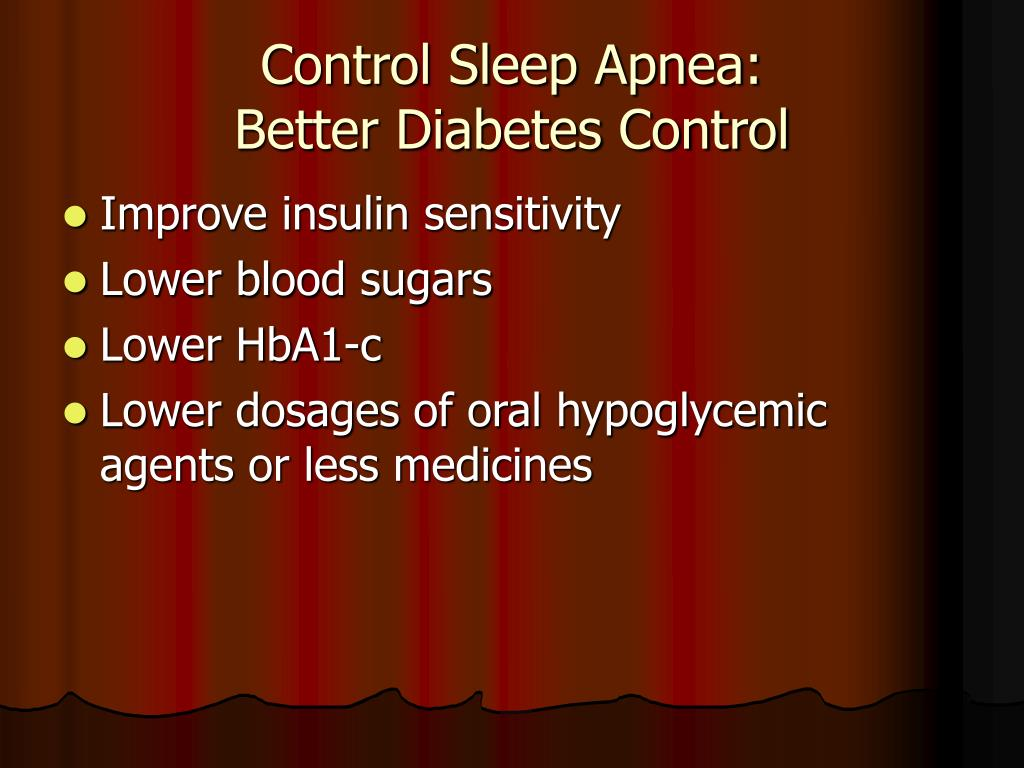 Control Sleep Apnea: