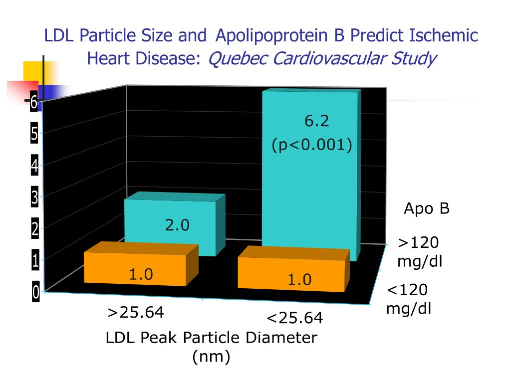 LDL Particle Size and