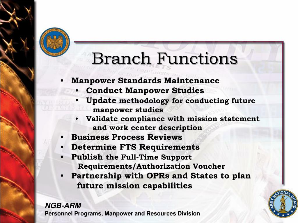 Branch Functions