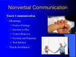 nonverbal communication11