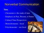 nonverbal communication12