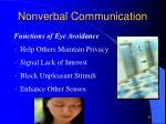 nonverbal communication2