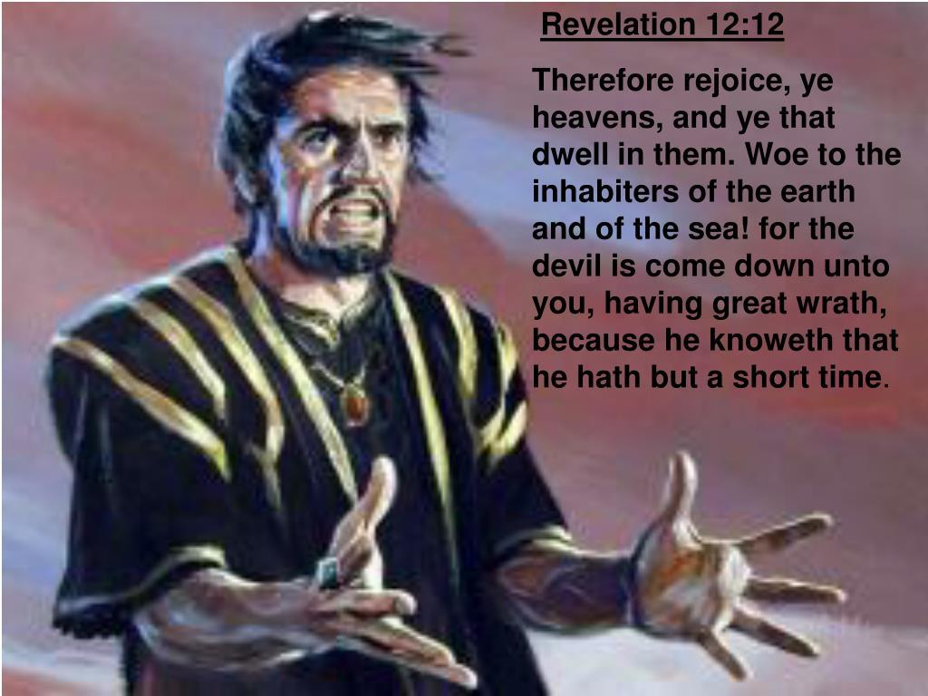Revelation 12:12