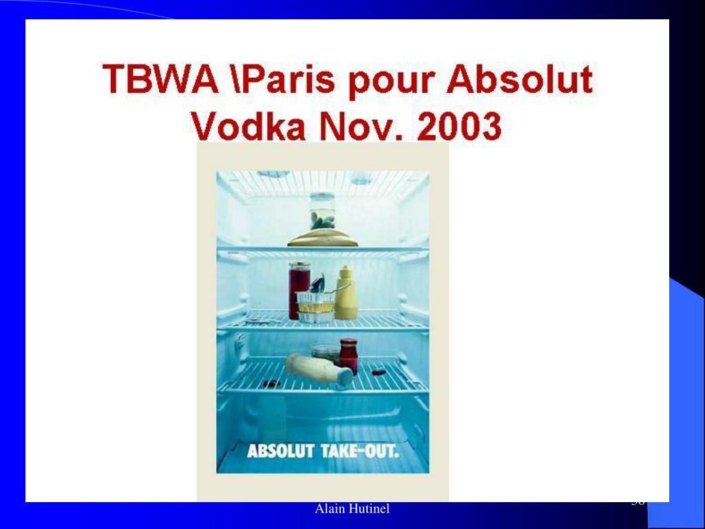 PSU - Global Brand Management - Alain Hutinel