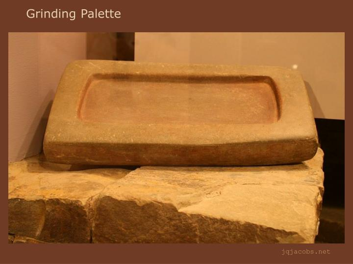 Grinding Palette