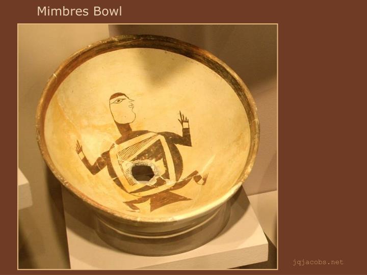 Mimbres Bowl