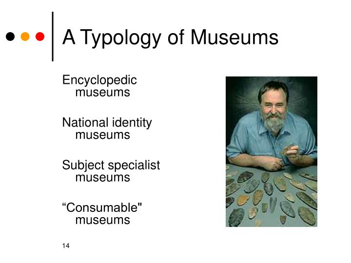 A Typology of Museums
