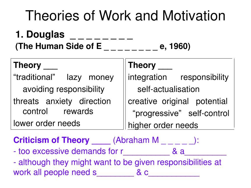 Theory ___