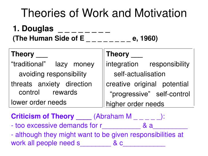Theories of work and motivation l.jpg
