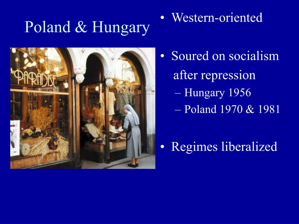 Poland & Hungary