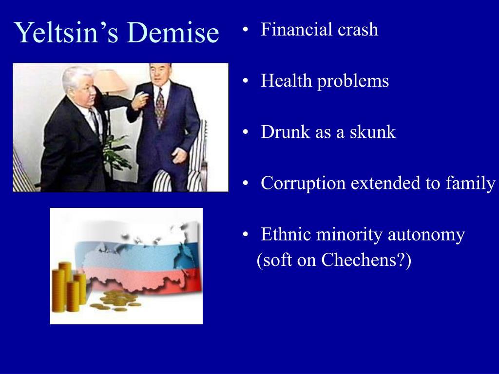 Yeltsin's Demise