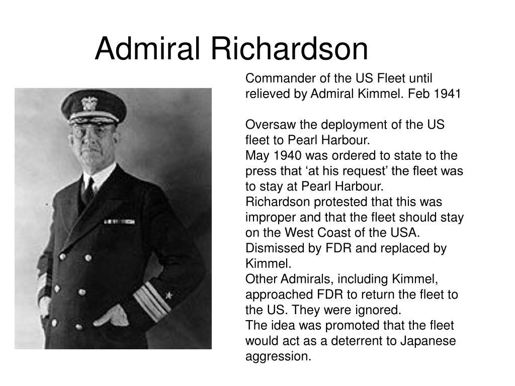Admiral Richardson