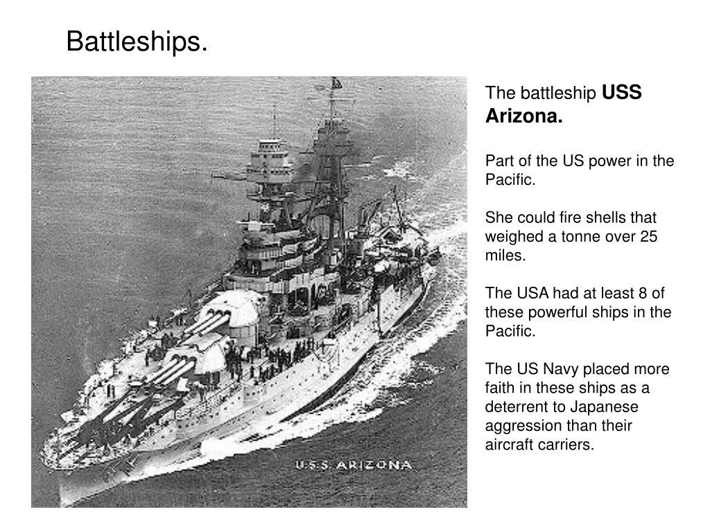 Battleships.