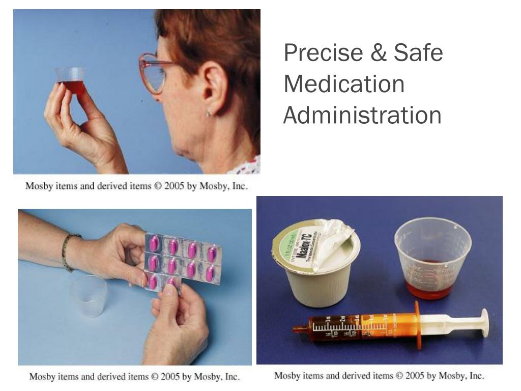 Precise & Safe Medication Administration