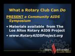 what a rotary club can do11