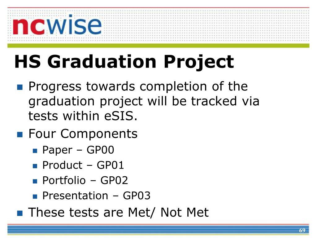 HS Graduation Project