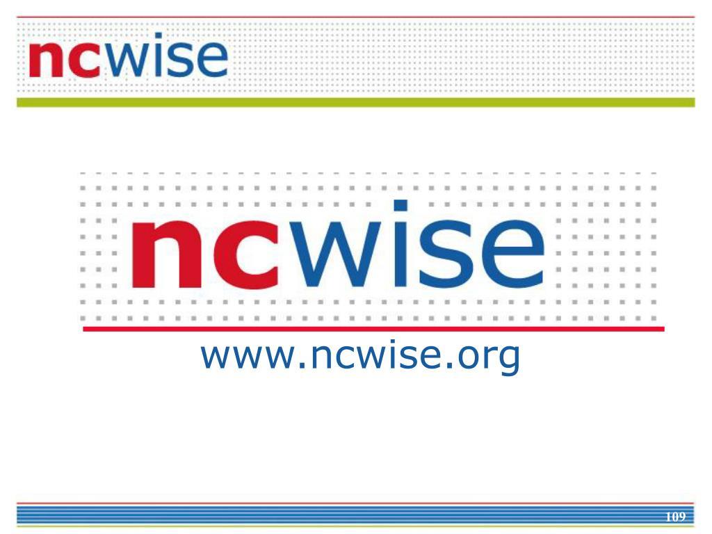 www.ncwise.org