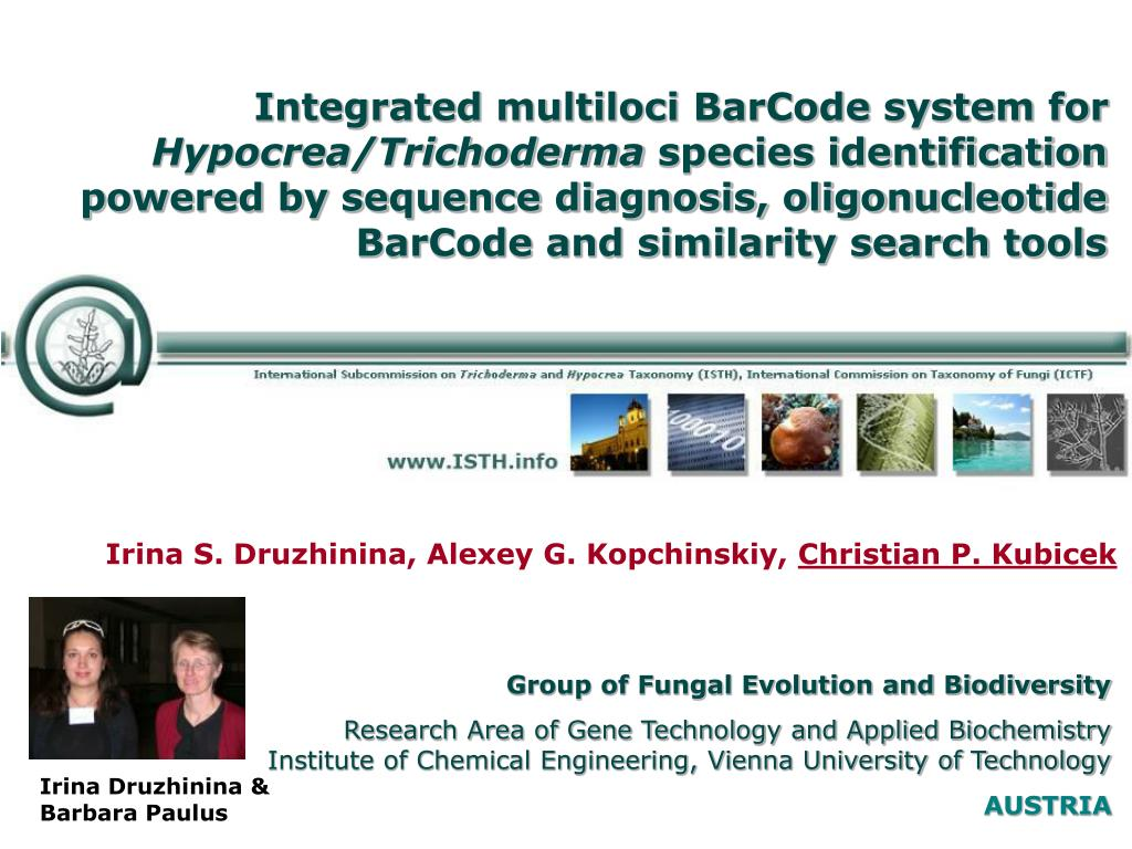 Integrated multiloci BarCode system for
