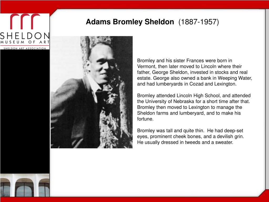 Adams Bromley Sheldon