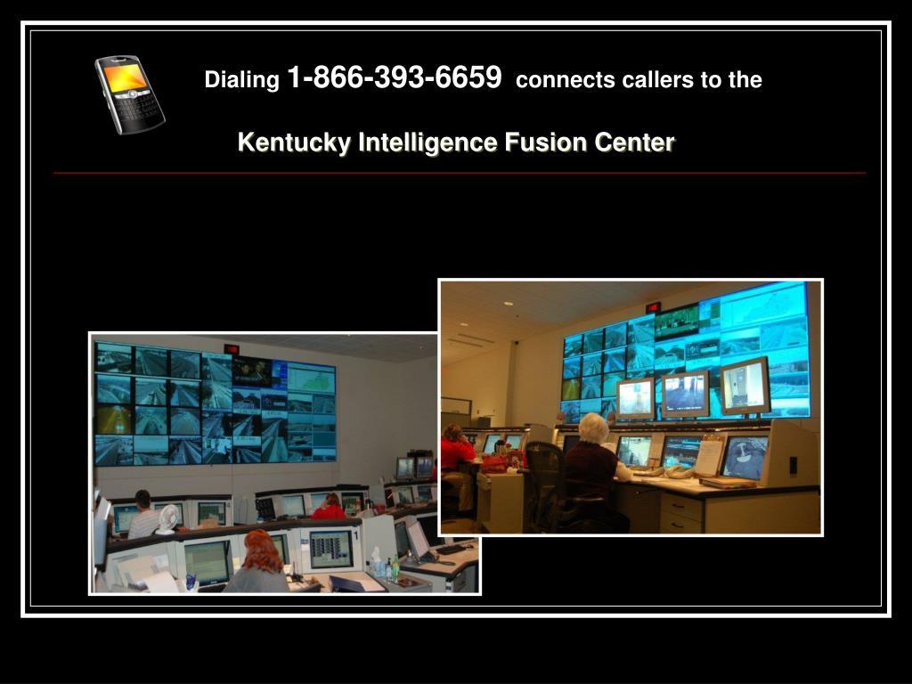 Kentucky Intelligence Fusion Center