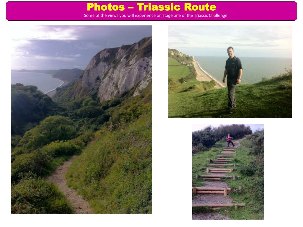 Photos – Triassic Route