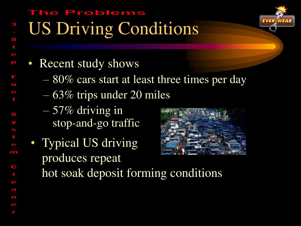 US Driving Conditions