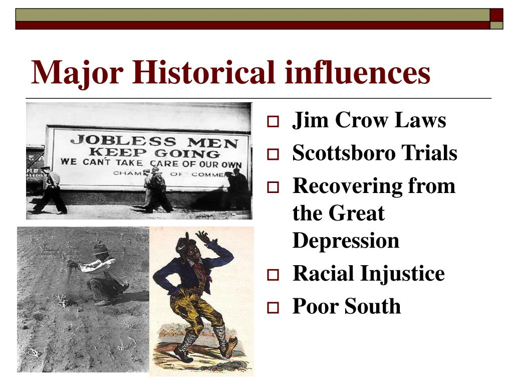 Major Historical influences
