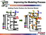 improving the modeling process39