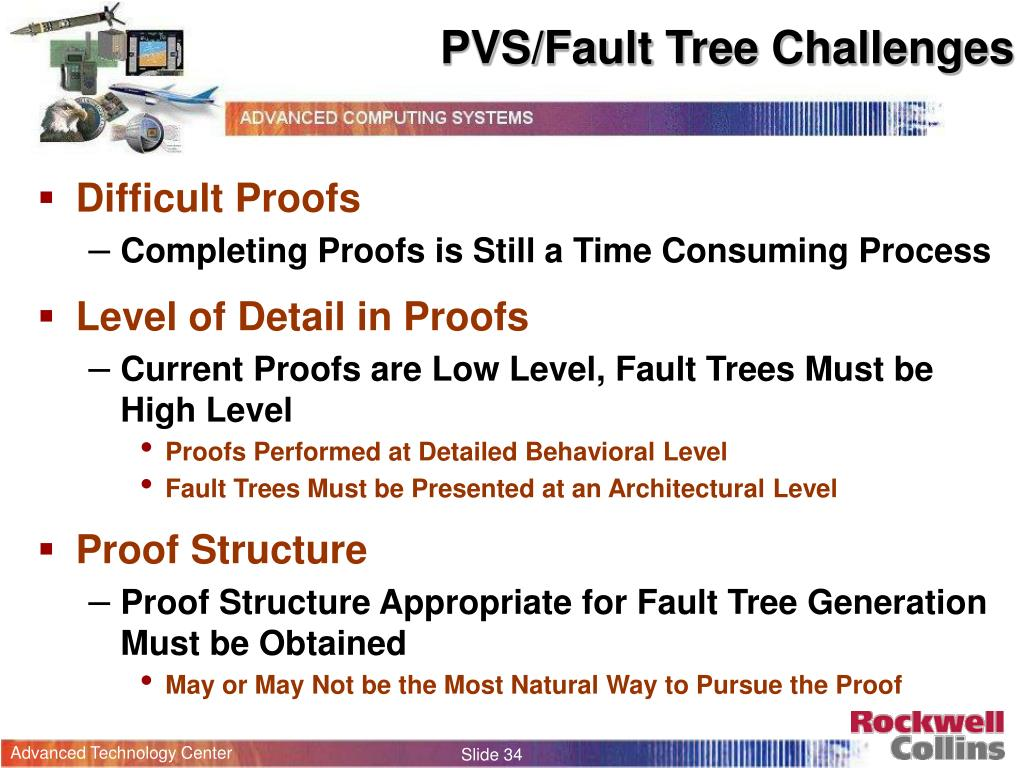 PVS/Fault Tree Challenges