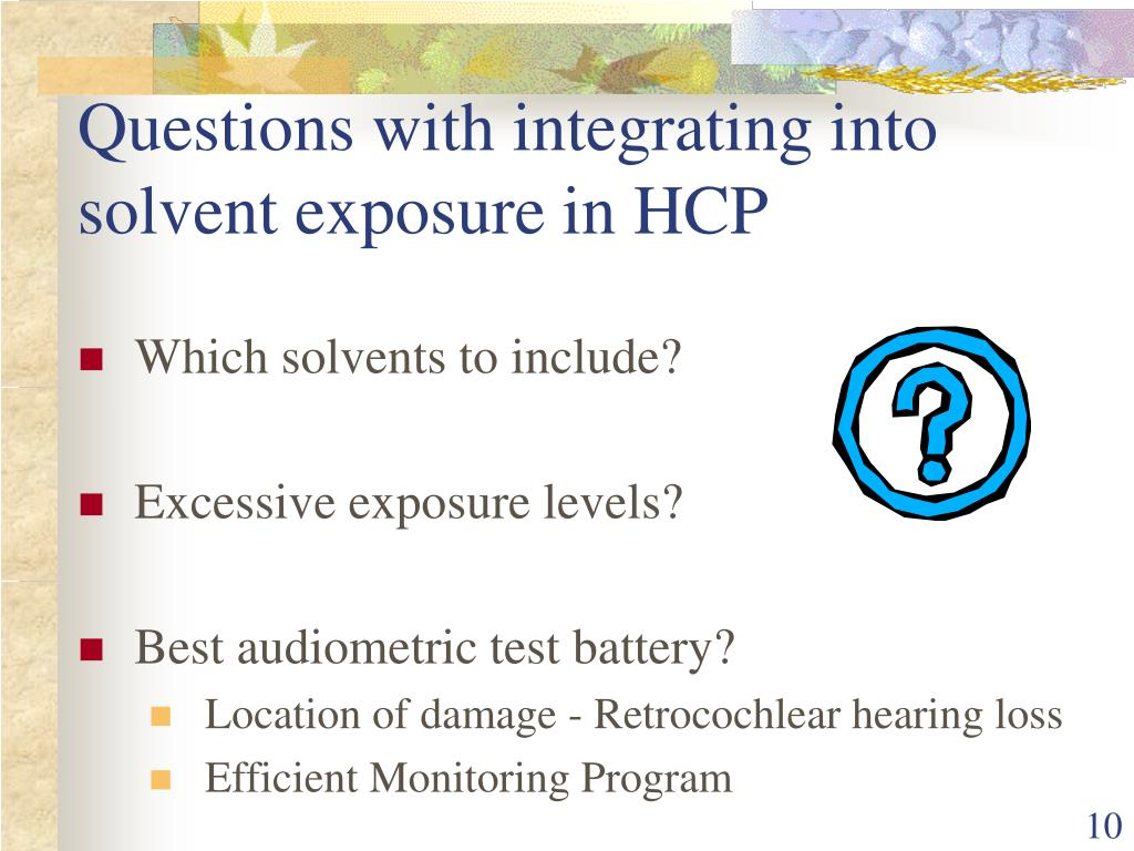 Questions with integrating into solvent exposure in HCP