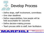 develop process12