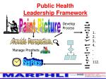 public health leadership framework6