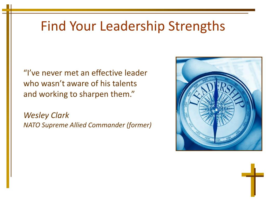 Find Your Leadership Strengths