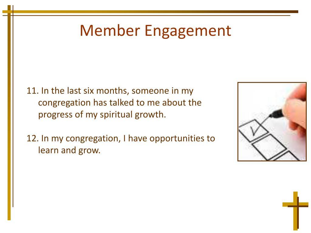 Member Engagement