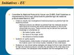 initiatives eu