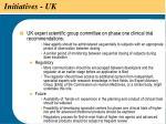 initiatives uk11