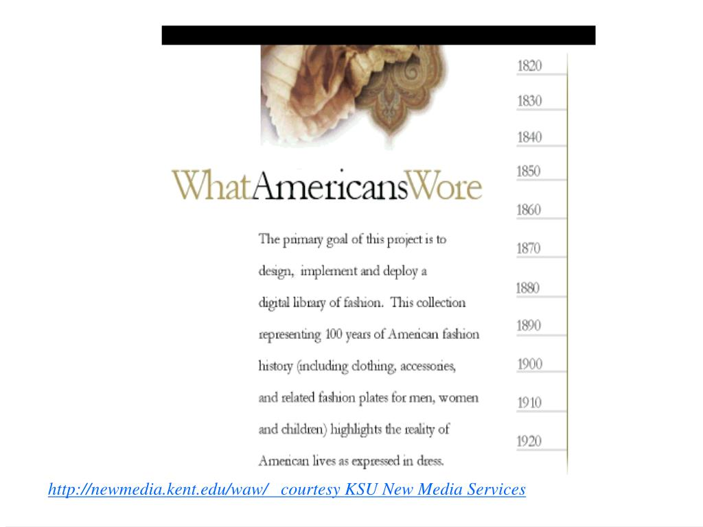 http://newmedia.kent.edu/waw/   courtesy KSU New Media Services