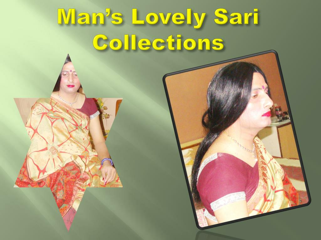 Man's Lovely Sari Collections