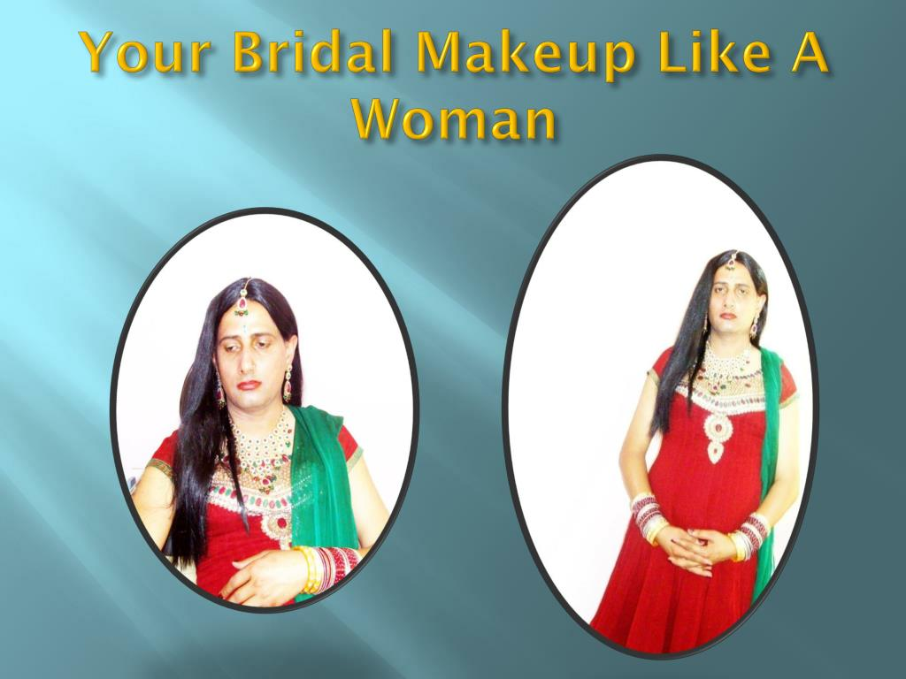 Your Bridal Makeup Like A Woman