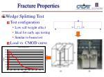 fracture properties37