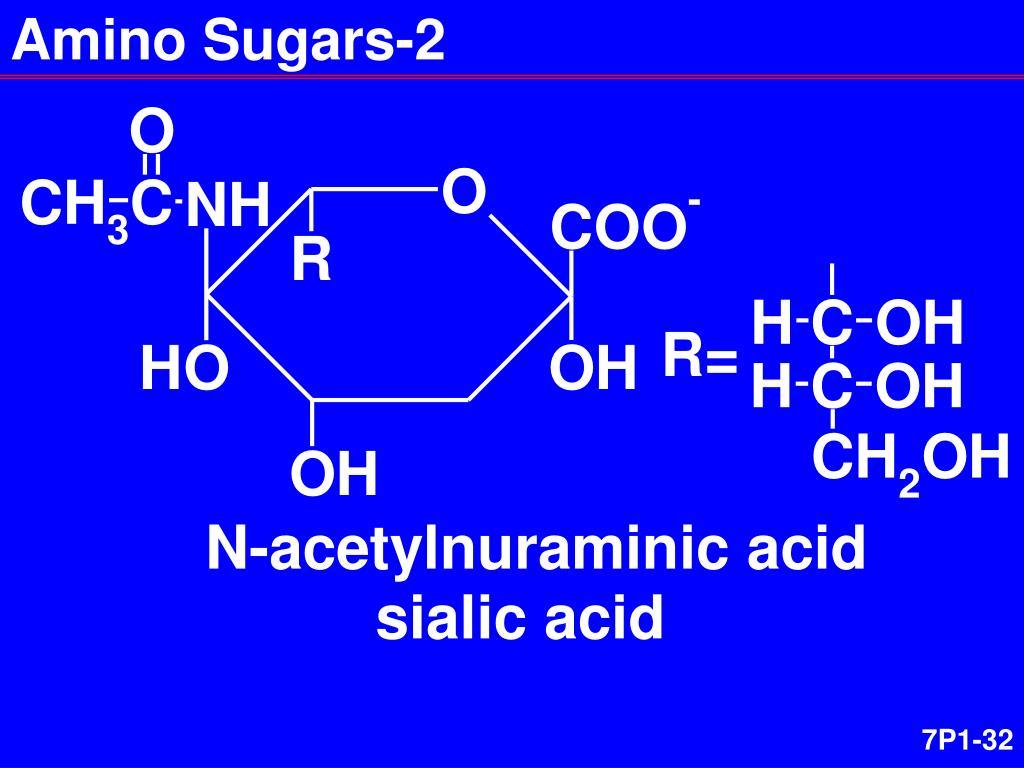 Amino Sugars-2