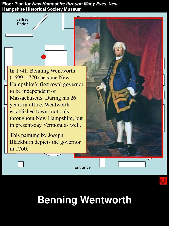 Benning Wentworth