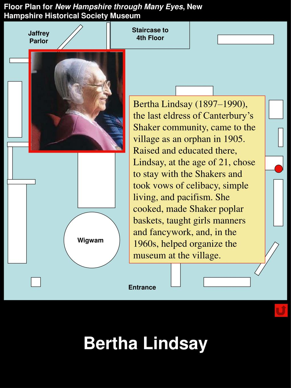 Bertha Lindsay